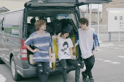 BURNOUT SYNDROMES 2019年3月のツアー大阪公演が完売、急遽追加公演が決定