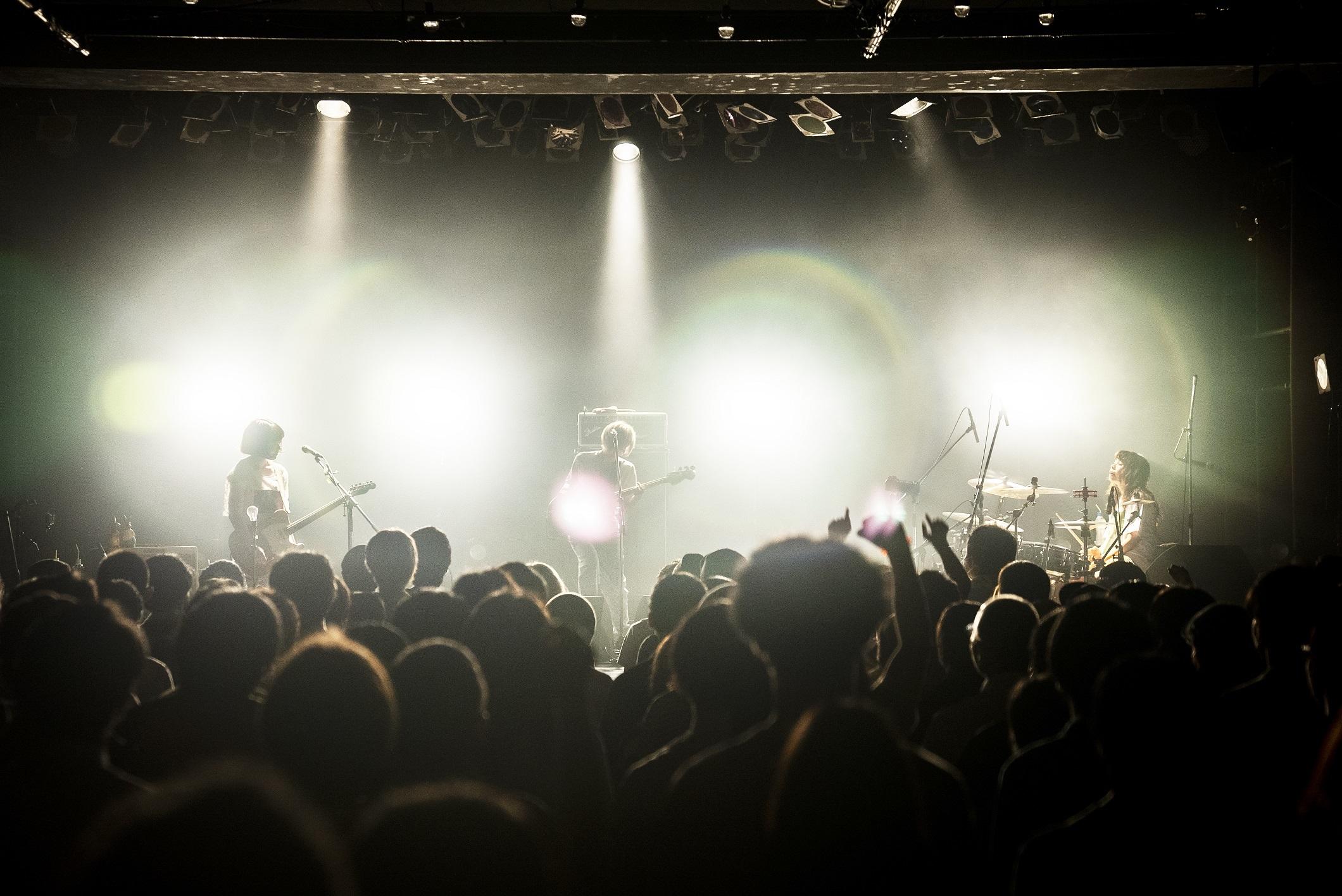 """『""""東京""""-リーガルリリー「the World Tour」追加公演&「海の日」3rd Anniversary-』ライブ写真"""
