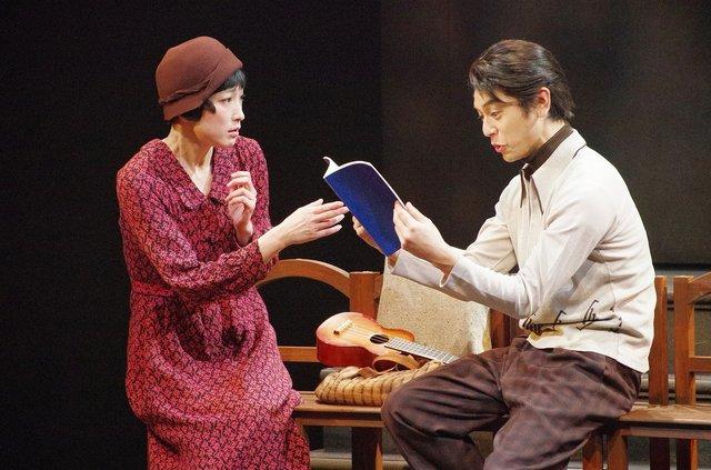 『キネマと恋人』 (撮影:御堂義乗 (C)世田谷パブリックシアター