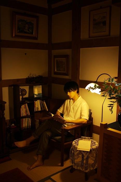 橋本祥平2nd写真集より (C)Independent Works,Inc