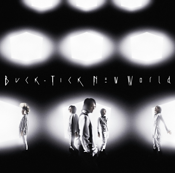 BUCK-TICK「New World」通常盤