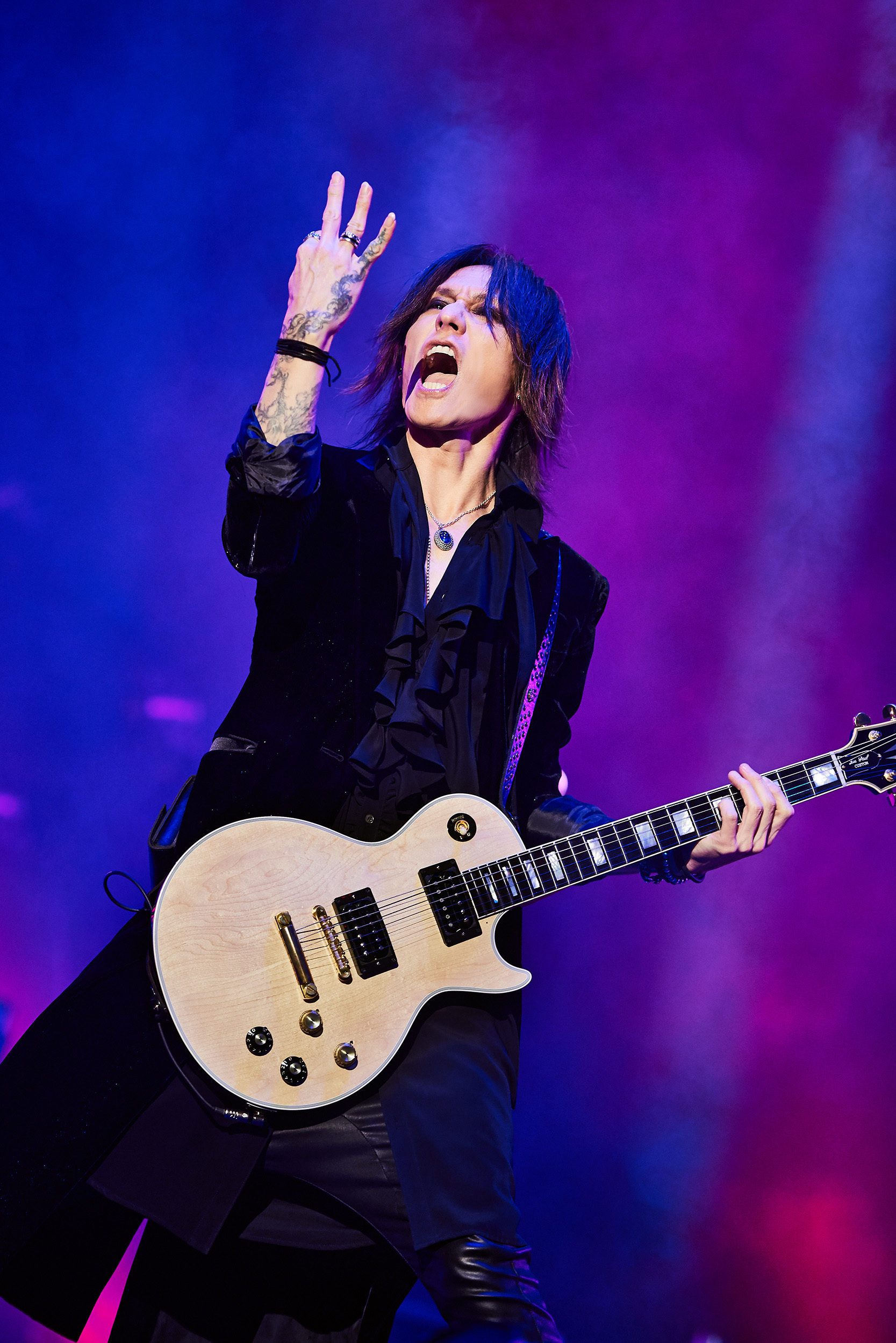 LUNA SEA/SUGIZO