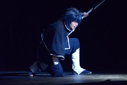 「BRAVE10」中村優一が自己最多の殺陣に挑戦、宮城紘大は脇腹チラリ