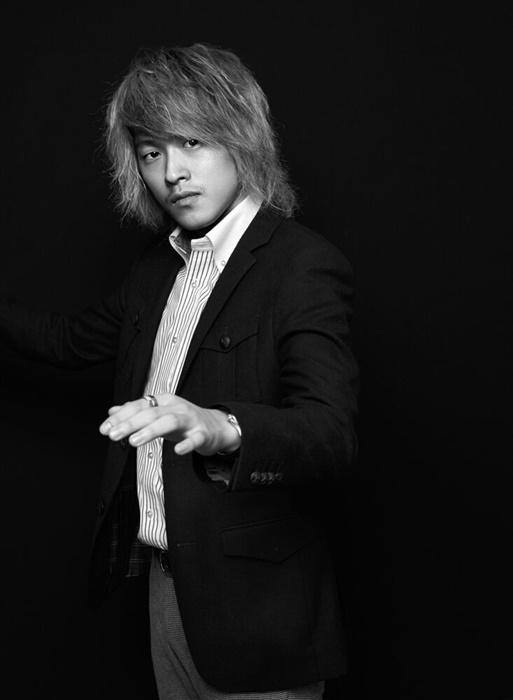 9/13に上演する、室内オペラ『零(ゼロ)』作曲者の中堀海都。