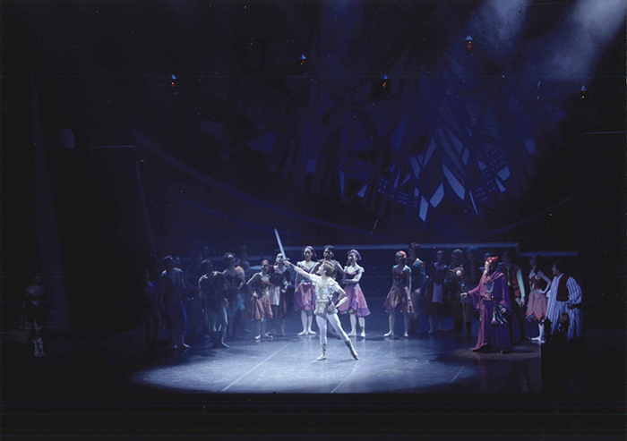 スターダンサーズバレエ団「ドラゴンクエスト」 2014年公演 Takeshi Shioya(A.I Co.,Ltd.)