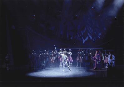スターダンサーズバレエ団『ドラゴンクエスト』 衣装も美術もリニューアル、あの音楽とともにドラクエの世界へ!