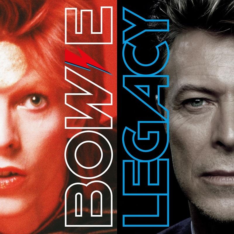『Legacy / レガシー ~ザ・ヴェリー・ベスト・オブ・デヴィッド・ボウイ』1DISC