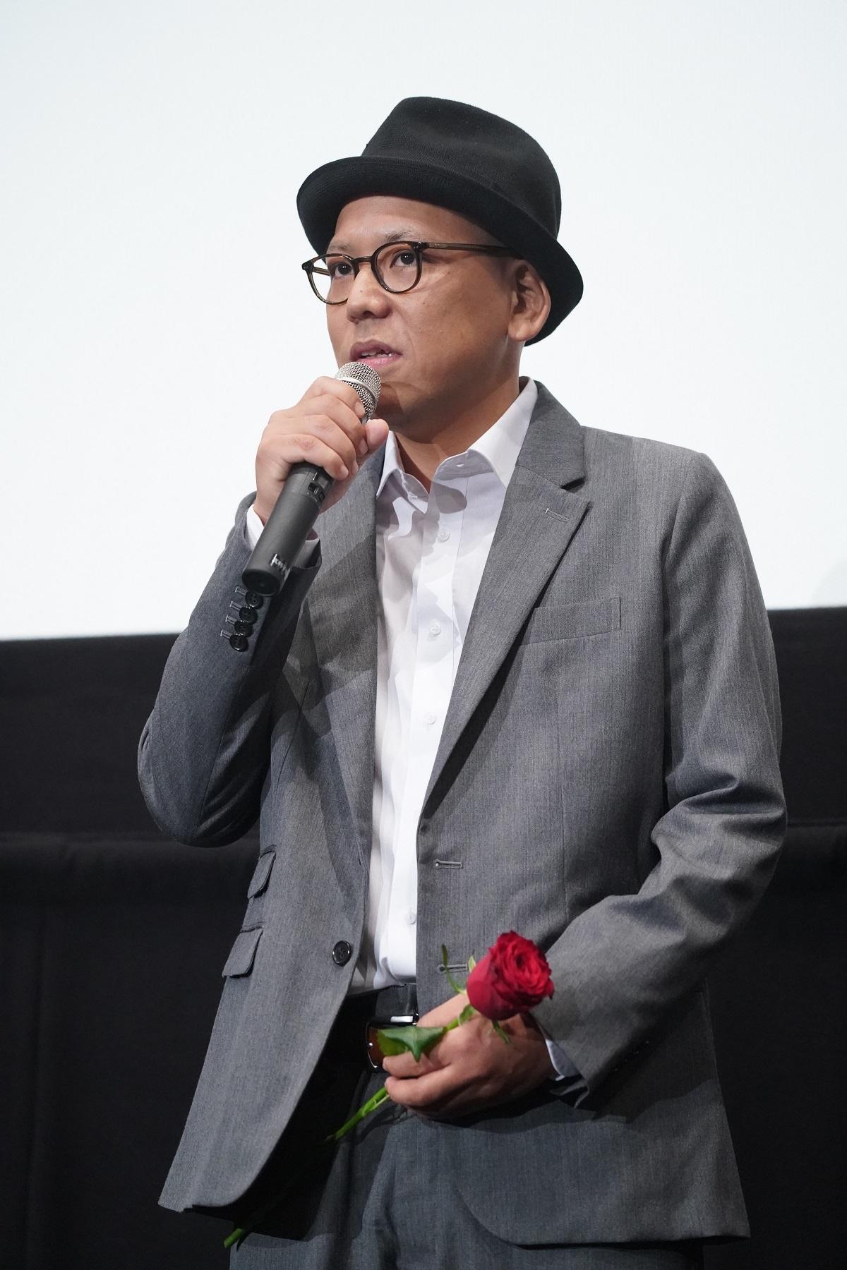 真利子哲也監督
