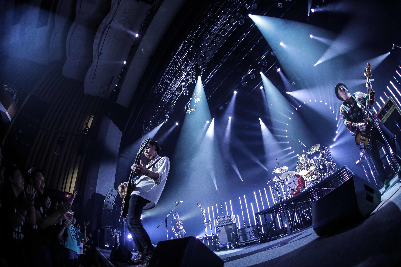 MONGOL800 12月1日神奈川 カルッツかわさきホール公演