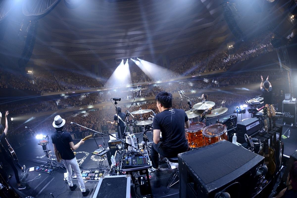 back number 撮影=半田安政(Showcase)