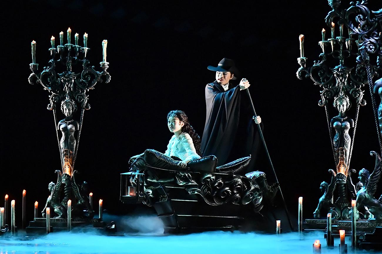 劇団四季『オペラ座の怪人』(撮影:阿部章仁)