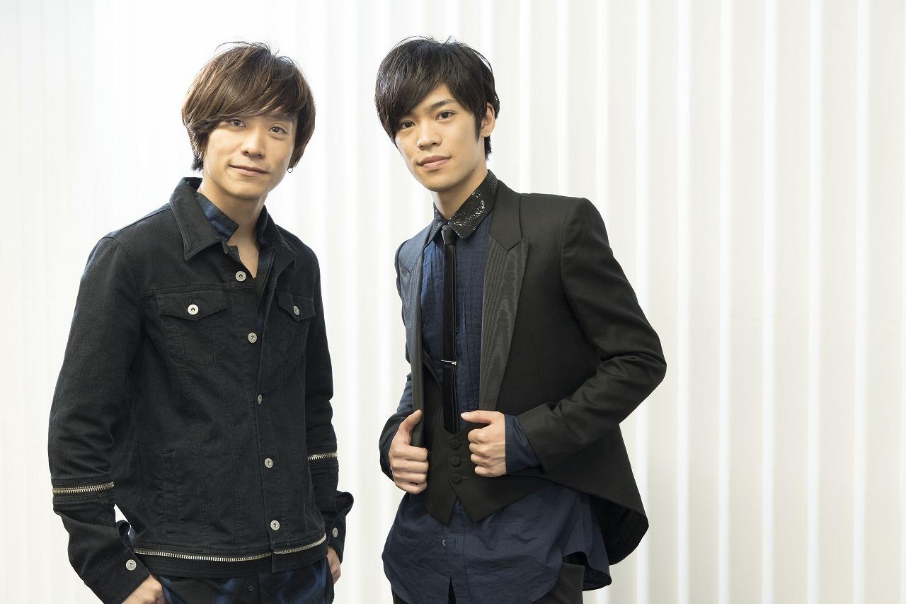 (左から)平間壮一&小野賢章
