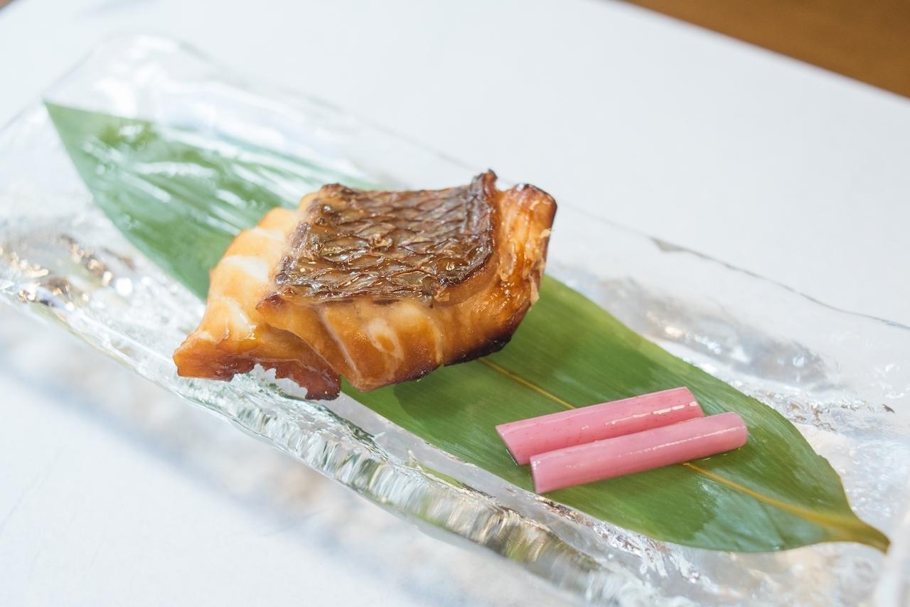 このイベントでしか食べられない慶喜公も味わったとされる「鯛照焼」