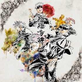EveがTVアニメ『呪術廻戦』のオープニング主題歌「廻廻奇譚」のアニメーションコラボMVを公開