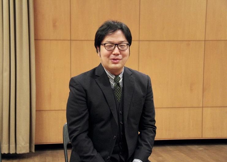 清水徹太郎(テノール)     (C)H.isojima