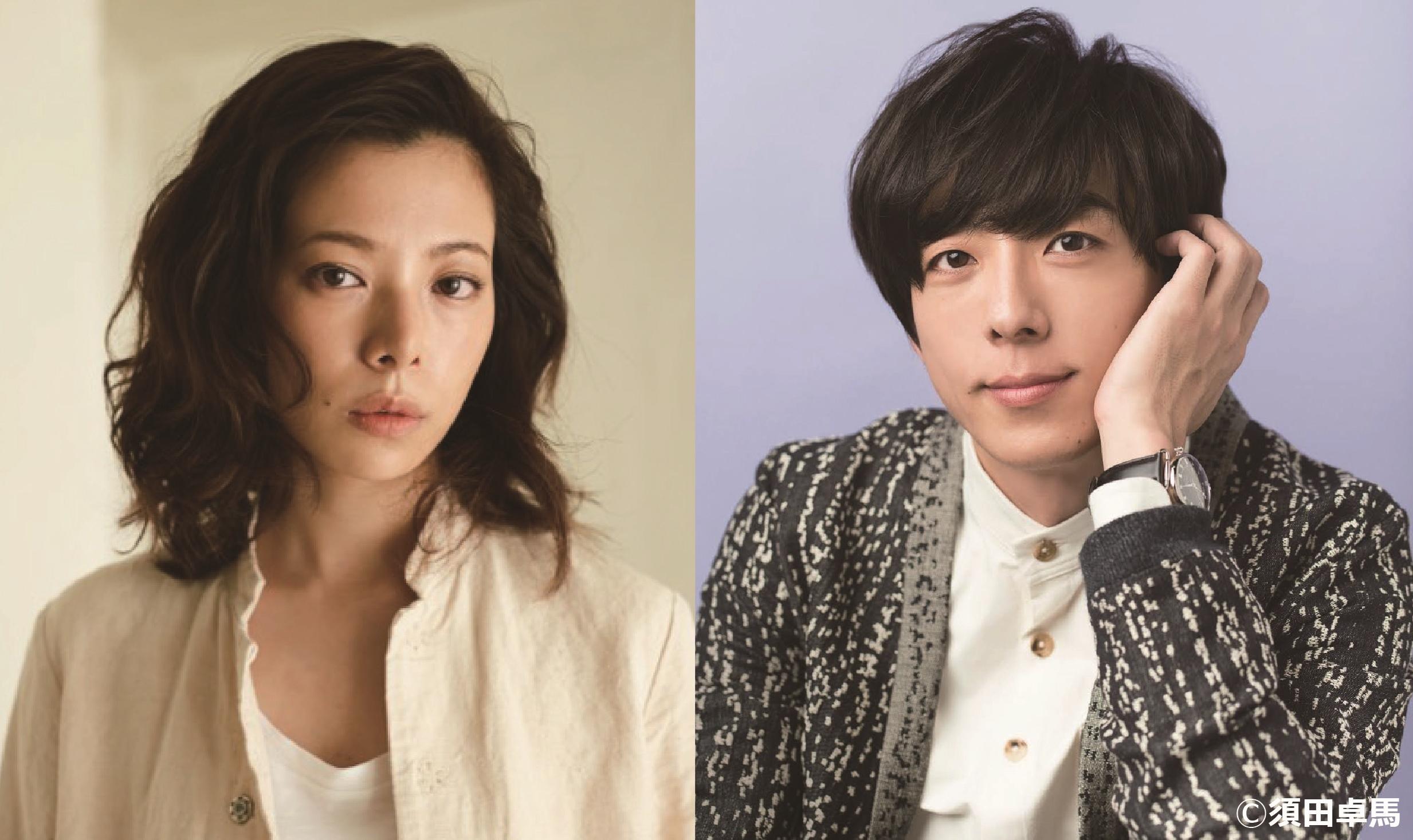 左から、桜井ユキ、高橋一生
