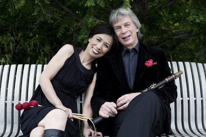 日本でも人気絶大、リチャード&ミカ・ストルツマン (C)LISA MARIE MAZZUCCO