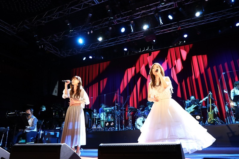 森口博子 with TRUE (c)Animelo Summer Live 2020