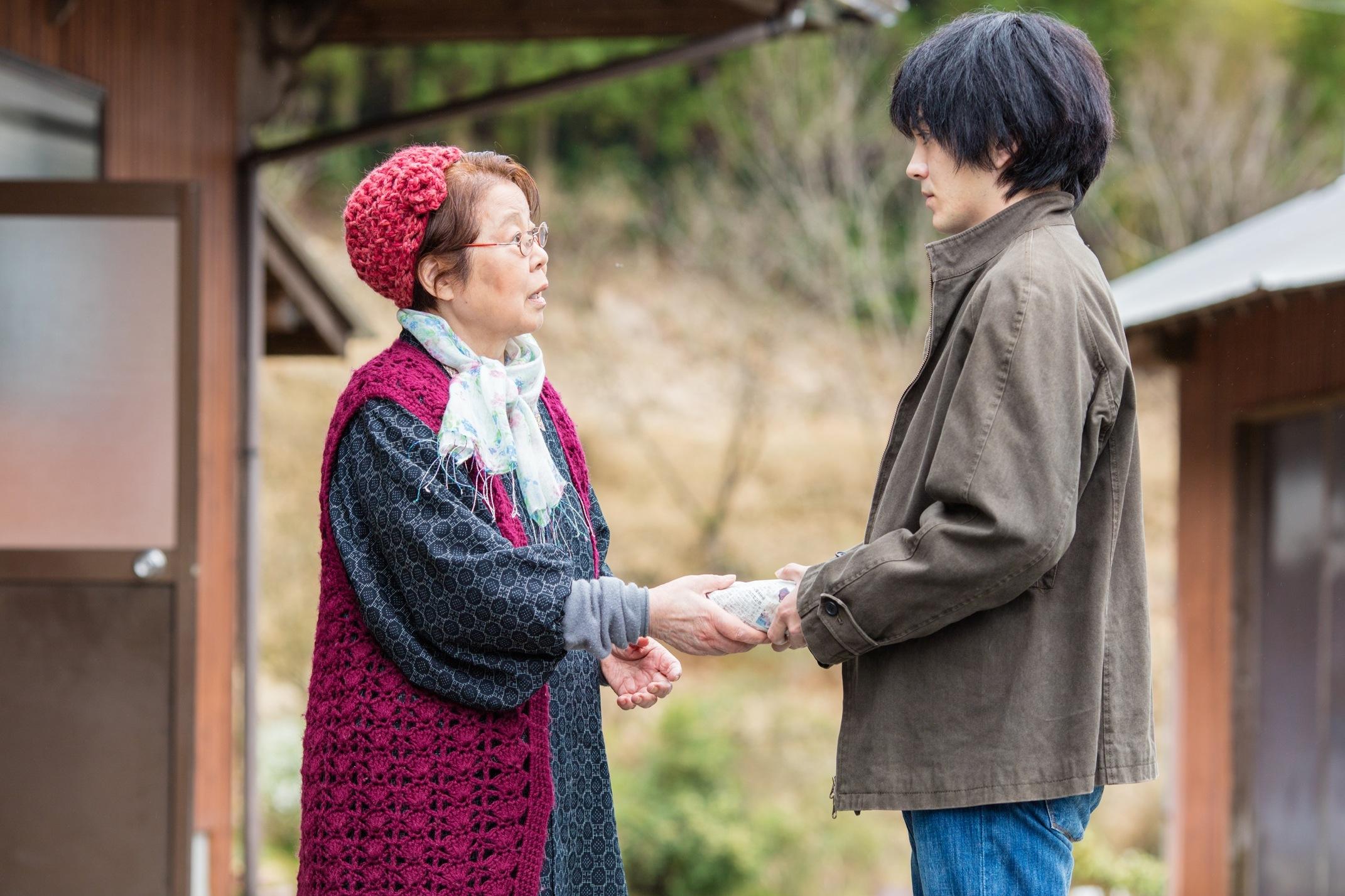 『しゃぼん玉』劇中より (C)2016「しゃぼん玉」製作委員会