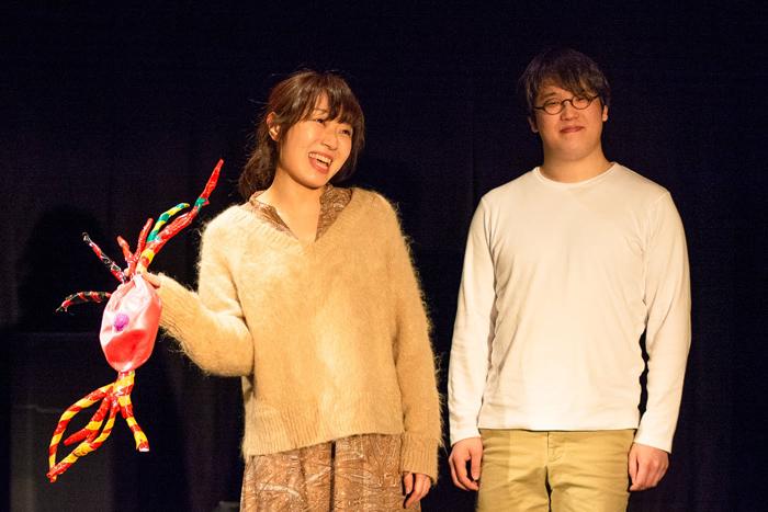 前回公演『懺悔室、充実の4LDK』舞台写真 (写真:塚田史香)