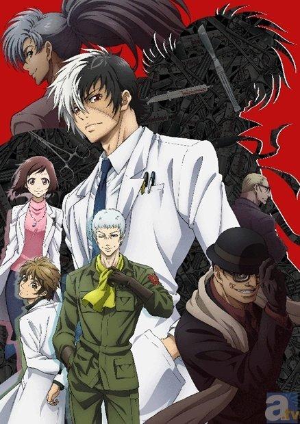 TVアニメ『ヤングブラック・ジャック』キャスト・スタッフ情報公開