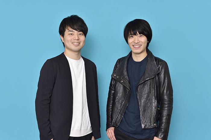 (左から)山中惇史、高橋優介