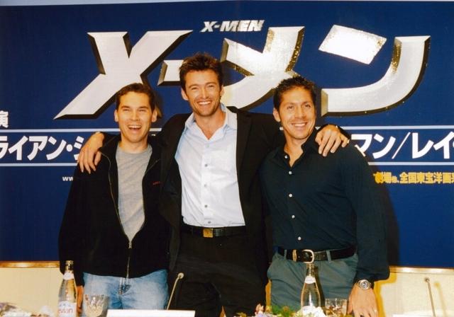 X-メン(日本公開2000年10月7日) ヒュー・ジャックマンのウルヴァリンが初登場