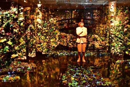 """""""カワイイ""""を発信する増田セバスチャンの日本初個展『Point-Rhythm World−モネの小宇宙−』をレポート"""