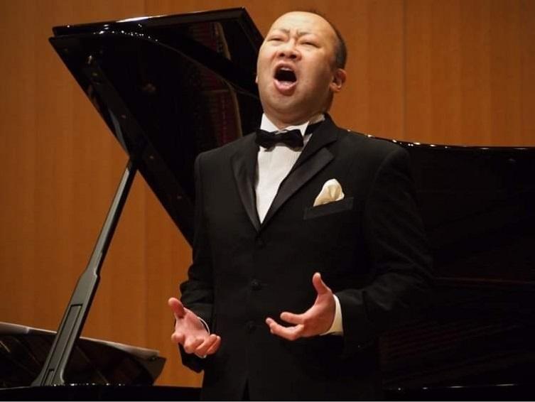 声楽教員コンサートより (2020.8.大阪音楽大学ミレニアムホール) 写真提供:大阪音楽大学