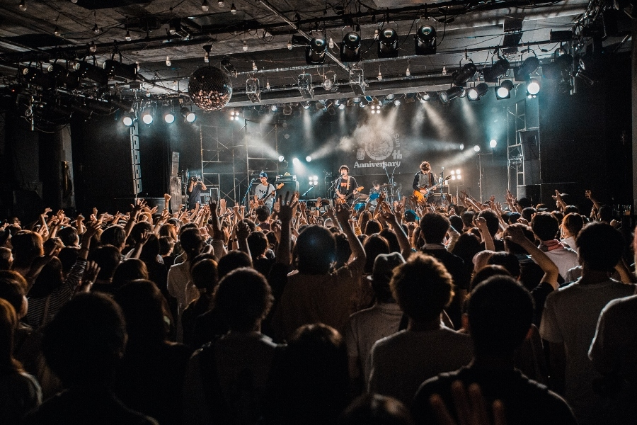 Brian the Sun TOUR 2017『パトスとエートス』ファイナル公演 東京 LIQUIDROOM