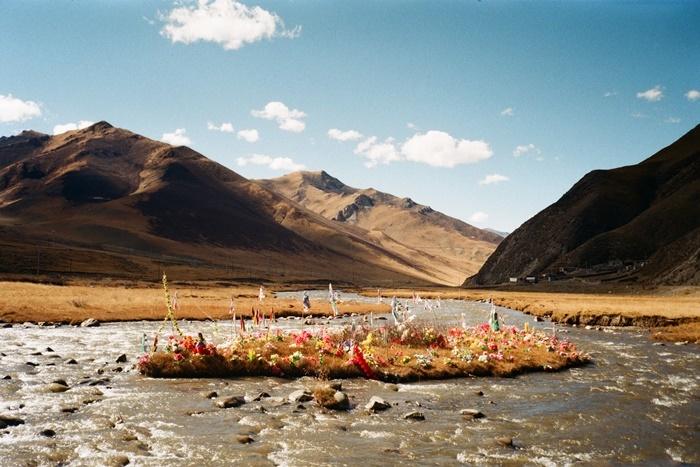 チェン・ティエンジュオ『牧羊人(ムーヤンレン)』。 Photo by Ren Xingxing