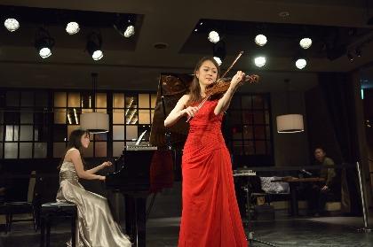 イギリス音楽のディープな世界をカジュアルに伝えるヴァイオリニスト小町碧の魅力