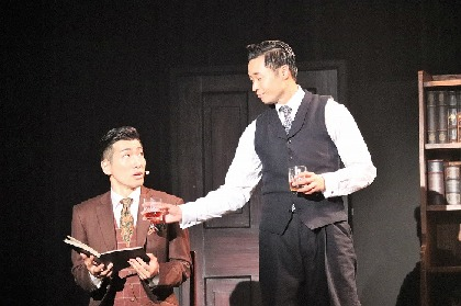 s**t kingzのshojiとOguriが聴かせて魅せる! 2日間だけの朗読劇『My friend Jakyll』開幕