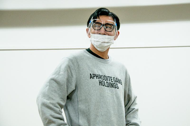 神谷圭介(テニスコート)
