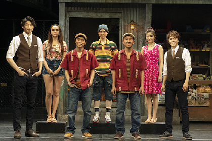 Broadway Musical『IN THE HEIGHTS イン・ザ・ハイツ』取材会&観劇レポート~各地で旋風をまき起こしてきた作品がついに東京へ