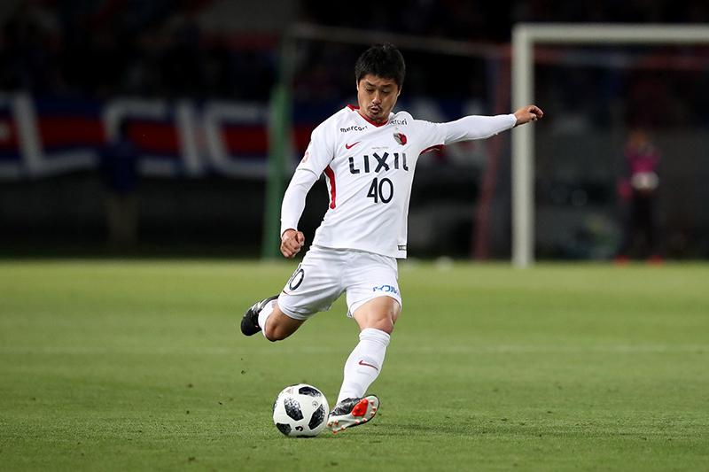小笠原満男アカデミー・アドバイザーがサッカー教室を開催