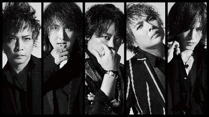 LUNA SEA、約1,000人のファンと共演した最新MV「Make a vow –with All of us-」完成