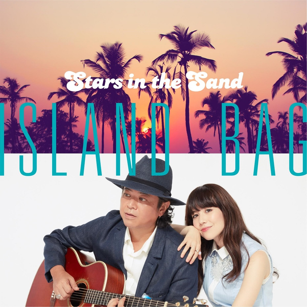ISLAND BAG「Stars in the Sand」