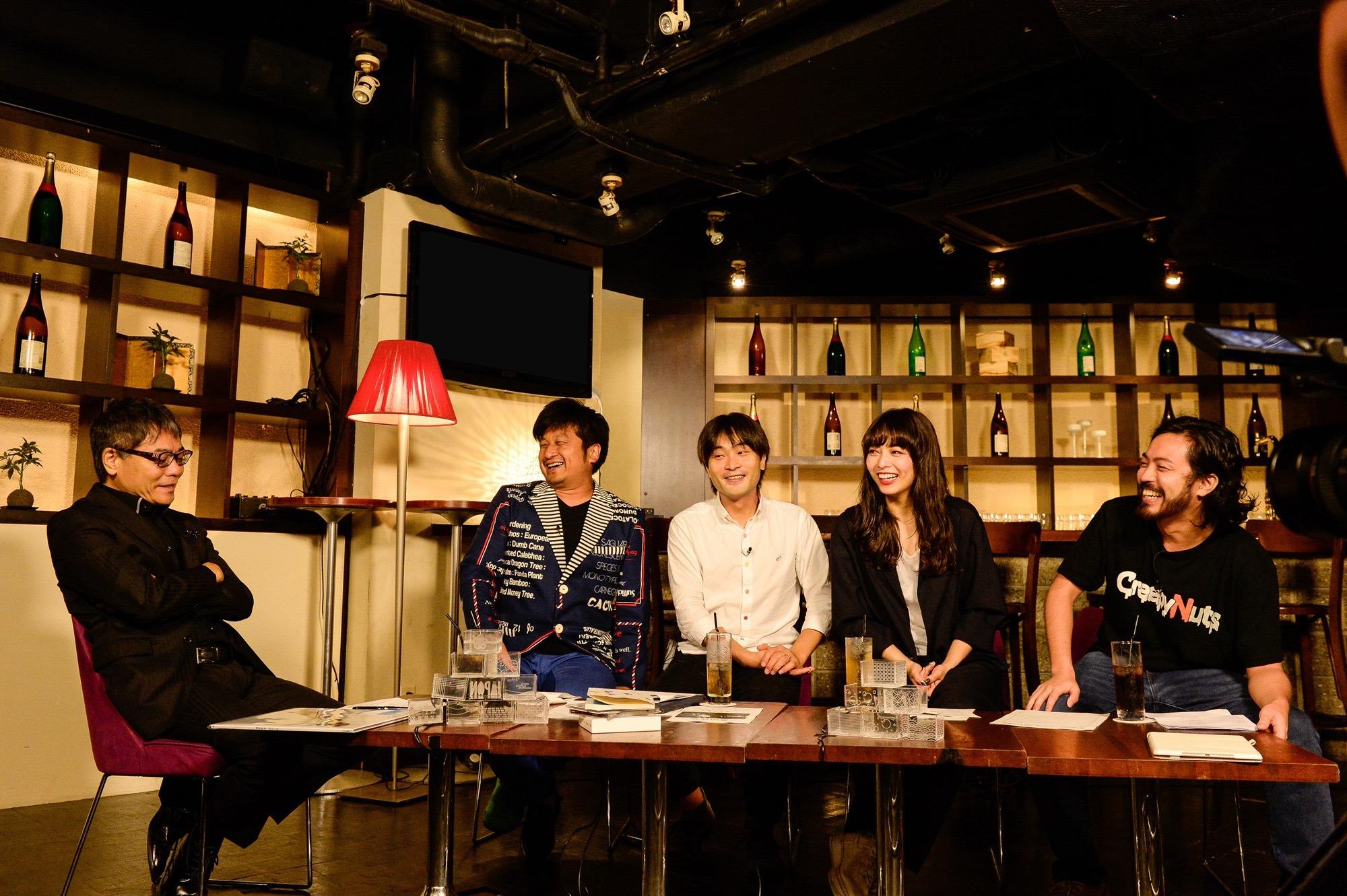 討論会『がらくたの夜会』(撮影:岸田哲平)