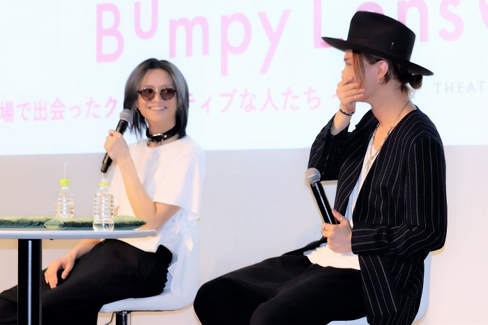 (左から)三浦涼介、廣瀬友祐 撮影:こむらさき