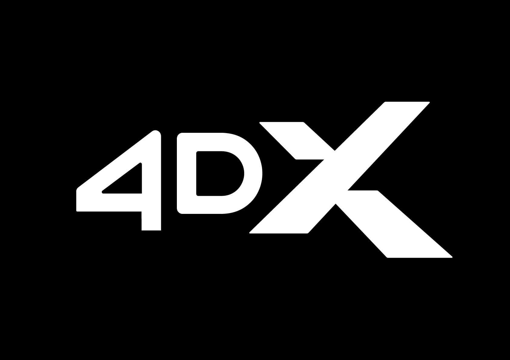 4DXロゴ