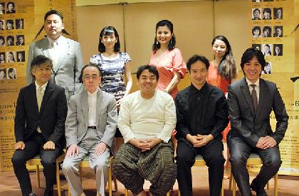 神奈川県民ホール・オペラ・シリーズ2015 オペラ《金閣寺》制作発表会から